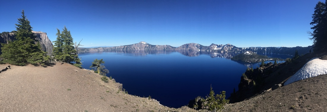 Scott Rowley Crater Lake, Oregon
